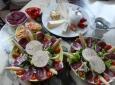 salade-landaise-et-assiette-de-fromages